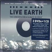 Click here for more info about 'Various Artists - Live Earth - The Concerts For A Climate In Crisis'