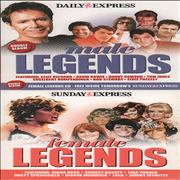 Click here for more info about 'Various Artists - Male Legends & Female Legends'
