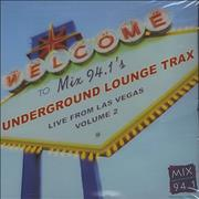 Click here for more info about 'Various Artists - Mix 94.1's Underground Lounge Trax: Live From Las Vegas,'