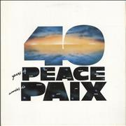Click here for more info about 'Various Artists - NATO 1949 - 1989 - 40 Years Of Peace / 40 Annees De Paix'