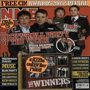 Click here for more info about 'Various Artists - NME - Awards 2005 Special + CD'