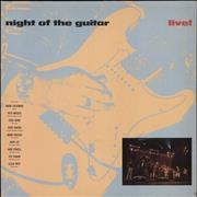 Click here for more info about 'Various Artists - Night Of The Guitar Live!'