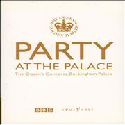 Click here for more info about 'Various Artists - Party At The Palace - The Queen's Concerts, Buckingham Palace'