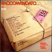 Click here for more info about 'Various Artists - Raccomandato'