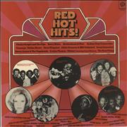Click here for more info about 'Various Artists - Red Hot Hits - Red Vinyl'