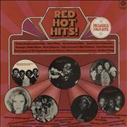 Click here for more info about 'Various Artists - Red Hot Hits - Stickered Sleeve'