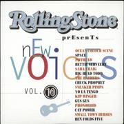 Click here for more info about 'Various Artists - Rolling Stone Presents New Voices Vol. 10'