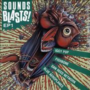 Click here for more info about 'Sounds - Sounds Blasts! EP 1'