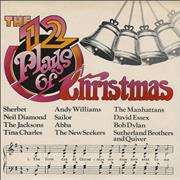 Click here for more info about 'Various Artists - The 12 Plays Of Christmas'
