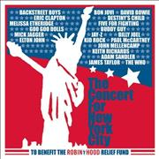 Click here for more info about 'Various Artists - The Concert For New York City'