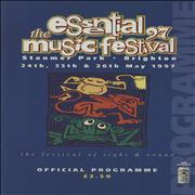 Click here for more info about 'The Essential Music Festival '97'