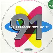 Click here for more info about 'Various Artists - The Greatest Hits Of 91 Volume 1 & 2'