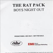 Click here for more info about 'Various Artists - The Rat Pack - Boys Night Out'