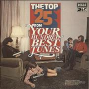Click here for more info about 'Various Artists - The Top 25 From Your Hundred Best Tunes'