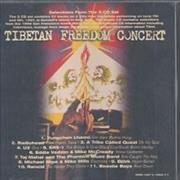 Click here for more info about 'Various Artists - Tibetan Freedom Concert Sampler'