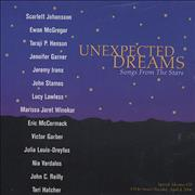 Click here for more info about 'Various Artists - Unexpected Dreams: Songs From The Stars'