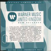 Click here for more info about 'Various Artists - Warner Music Instore - New Releases'