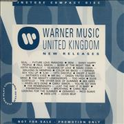 Click here for more info about 'Various Artists - Warner Music Promo CD 4'