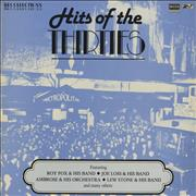 Click here for more info about 'Various-20s & 30s - Hits Of The Thirties'