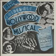 Click here for more info about 'Various-20s & 30s - The Golden Age Of The Hollywood Musical - pop-up p/s'