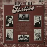 Click here for more info about 'Various-40s/Big Band & Swing - Hits Of The Forties Volume 2'