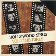 Click here for more info about 'Various-40s/Big Band & Swing - Hollywood Sings Vol. 1 (The Girls)'