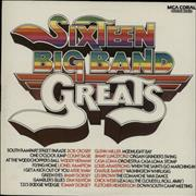Click here for more info about 'Various-40s/Big Band & Swing - Sixteen Big Band Greats Volumes 1 & 2'