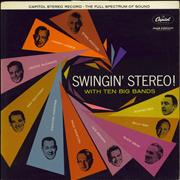 Click here for more info about 'Various-40s/Big Band & Swing - Swingin' Stereo! With Ten Big Bands'
