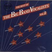 Click here for more info about 'Various-40s/Big Band & Swing - The Best Of The Big Band Vocalists Vol 2 - Sealed'