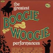 Click here for more info about 'Various-40s/Big Band & Swing - The Greatest Boogie Woogie Performances Vols. 1 + 2'