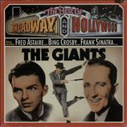 Click here for more info about 'Various-40s/Big Band & Swing - The best Of Broadway & Hollywood: The Giants'