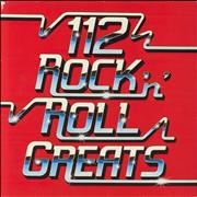 Click here for more info about 'Various-50s/Rock & Roll/Rockabilly - 112 Rock 'n' Roll Greats'