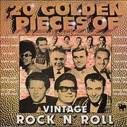 Click here for more info about 'Various-50s/Rock & Roll/Rockabilly - 20 Golden Pieces Of Vintage Rock 'n' Roll'