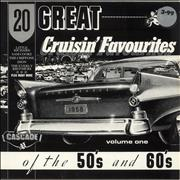 Click here for more info about 'Various-50s/Rock & Roll/Rockabilly - 20 Great Cruisin Favourites Of The 50's And 60's Volume One'