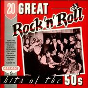 Click here for more info about 'Various-50s/Rock & Roll/Rockabilly - 20 Great Rock N Roll Hits Of The 50's'