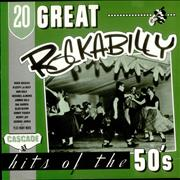 Click here for more info about 'Various-50s/Rock & Roll/Rockabilly - 20 Great Rockabilly Hits Of The 50's'