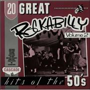 Click here for more info about 'Various-50s/Rock & Roll/Rockabilly - 20 Great Rockabilly Hits Of The 50's Vol 2'
