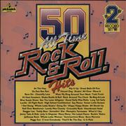 Click here for more info about 'Various-50s/Rock & Roll/Rockabilly - 50 All Time Rock & Roll Hits'