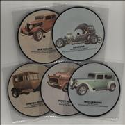 Click here for more info about 'Various-50s/Rock & Roll/Rockabilly - A Quantity of Cruisin' Series Picture Discs'