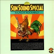 Click here for more info about 'Sun Records - A Sun Sound Special - Raunchy Rockabilly'