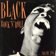 Click here for more info about 'Various-50s/Rock & Roll/Rockabilly - Black Rock 'N' Roll Volume Two'