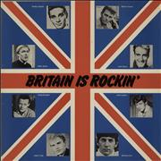 Click here for more info about 'Various-50s/Rock & Roll/Rockabilly - Britain Is Rockin''