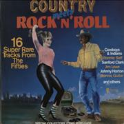Click here for more info about 'Various-50s/Rock & Roll/Rockabilly - Country Meets Rock 'N' Roll'