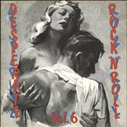Click here for more info about 'Various-50s/Rock & Roll/Rockabilly - Desperate Rock 'N' Roll Vol. 6'