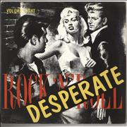 Click here for more info about 'Various-50s/Rock & Roll/Rockabilly - Desperate Rock 'N' Roll Volume Eight'