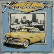 Click here for more info about 'Various-50s/Rock & Roll/Rockabilly - Flashbacks Volume 1 - Ford Crestline p/s'