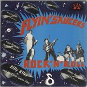 Click here for more info about 'Flyin' Saucers Rock 'N' Roll'