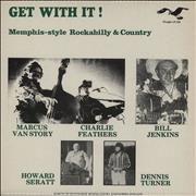 Click here for more info about 'Various-50s/Rock & Roll/Rockabilly - Get With It! Memphis Style Rockabilly & Country'