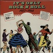 Click here for more info about 'Various-50s/Rock & Roll/Rockabilly - It's Only Rock N Roll Vol 1'