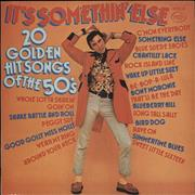 Click here for more info about 'Various-50s/Rock & Roll/Rockabilly - It's Somethin' Else - 20 Golden Hit Songs Of The 50's'